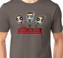 Supernatural Puffs Parody Unisex T-Shirt