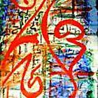 Red Zen by aspenleafstudio