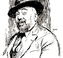 Jules Alexandre Grün Lucien Boyer en 1920 by wetdryvac