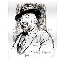 Jules Alexandre Grün Lucien Boyer en 1920 Poster