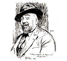 Jules Alexandre Grün Lucien Boyer en 1920 Photographic Print