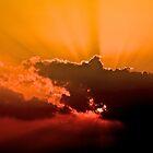 Spring Sunset by njordphoto