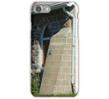 Stone Church in the Country iPhone Case/Skin