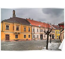 Colours of Győr (HDR) Poster