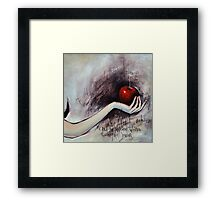eve... the original sinner part 2 Framed Print