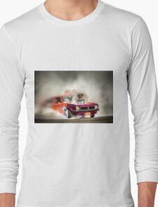 FRYZEM burnout Long Sleeve T-Shirt