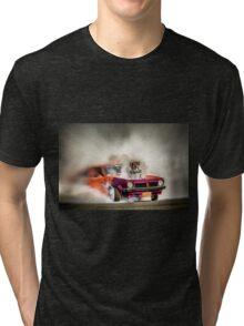 FRYZEM burnout Tri-blend T-Shirt