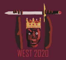 Kanye West 2020 by Ida Rotli