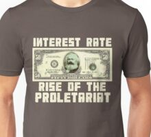 (Interest Rate) Rise Of The Proletariat Unisex T-Shirt