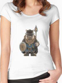 Glumli the Dwarf Women's Fitted Scoop T-Shirt