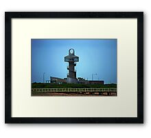 What Evil Lies Within Framed Print