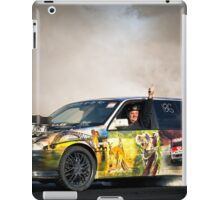 QUIET1 Tread Cemetery Burnout iPad Case/Skin