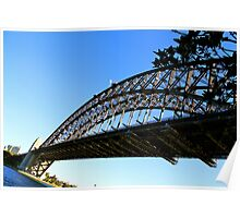 (Bridge 2) Sydney from a different view Poster