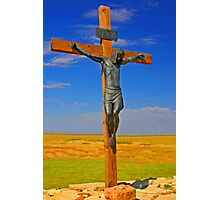 Crucifixion of Jesus Photographic Print