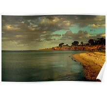 point lonsdale Poster
