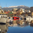 Hobart Harbour by Steven Conrad
