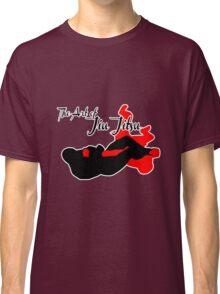The Art of Jiu Jitsu Arm Bar  Classic T-Shirt