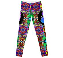 String Cheese Incident - Trippy Pattern 3 Leggings