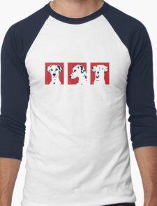 Dali x 3 Men's Baseball ¾ T-Shirt