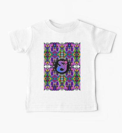 String Cheese Incident - Trippy Pattern Baby Tee