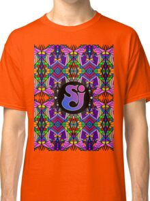 String Cheese Incident - Trippy Pattern Classic T-Shirt