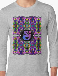 String Cheese Incident - Trippy Pattern Long Sleeve T-Shirt