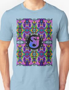 String Cheese Incident - Trippy Pattern Unisex T-Shirt