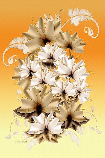 Pretty Flowers by LoneAngel