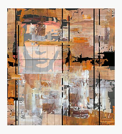 """""""Receding Mirage"""" Photographic Print"""