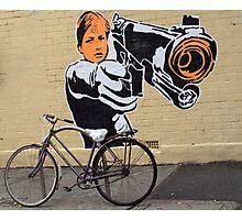 untitledgraffiti Photographic Print