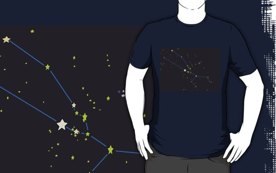 Taurus constellation by stuwdamdorp