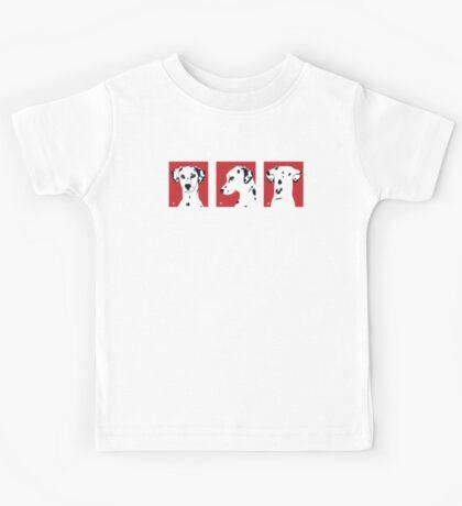 Dali x 3 - t shirt Kids Tee