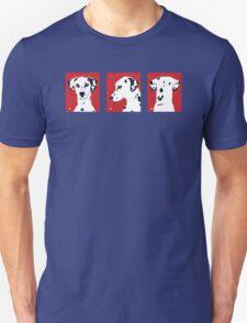 Dali x 3 - t shirt Unisex T-Shirt