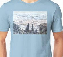Florence From Fiesole Unisex T-Shirt