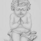 Praying by VanessaPinto