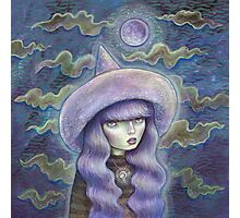 Witch Moon Photographic Print