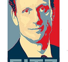 """ I'm the Commander in Chief "" - President Fitz * Notebooks and Journals added * by lloydj3"
