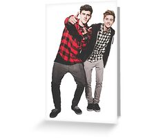 Jack and Jack Greeting Card