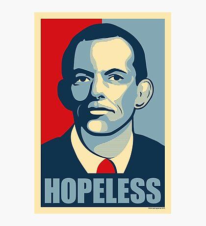 HOPELESS Photographic Print