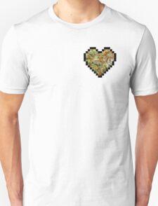 8-Bit Bud Heart T-Shirt