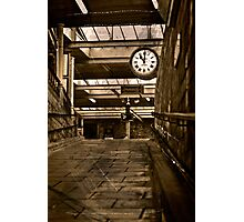 Carnforth station (A Brief Encounter)  Photographic Print