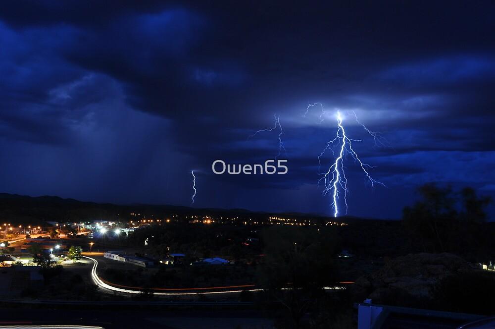 Alice lightning by Owen65