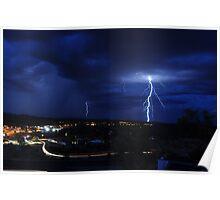 Alice lightning Poster
