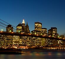 Brooklyn Bridge by Thomas Stroehle