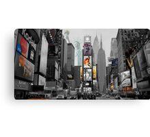 Iconic NY City  Canvas Print
