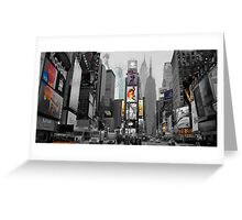 Iconic NY City  Greeting Card