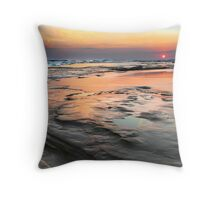 Golds to Behold Throw Pillow