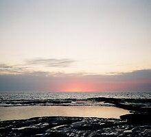 Dee Why beach Sunrise in film by kaledyson