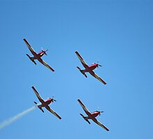 RAAF Roulettes- Take it Away by LJ_©BlaKbird Photography