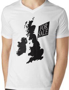 Uk for sale Mens V-Neck T-Shirt